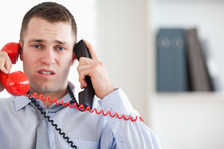 Stress in a Call Center